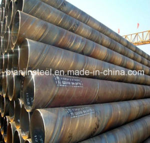 Mining Use Spiral Welded Steel Pipe pictures & photos
