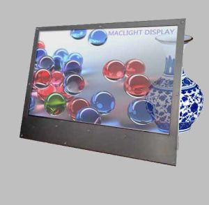 22 inch Transparent TFT LCD Display Panel with 1920*1080 Resolution pictures & photos