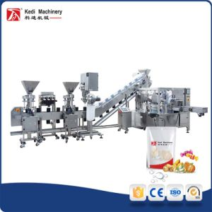 Multi-Material Packing Machine for Stand up Pouch with Zipper pictures & photos