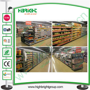 Supermarket Metal Display Rack Shelving Rack pictures & photos