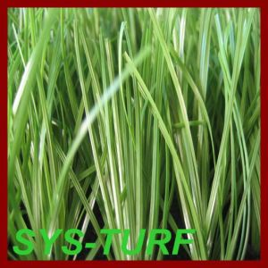 Artificial Grass with Stem for Soccer Field Court pictures & photos