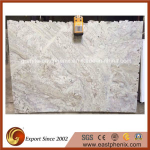 Stone Outdoor/Indoor Decorative White Spring Granite Slabs pictures & photos