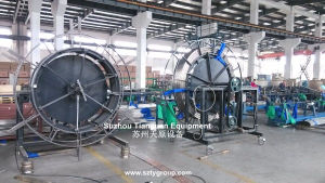 Stainless Tube Decoiling Machine