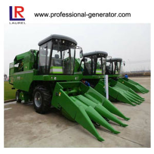 Combine Rice Harvester for Agricultural and Farm pictures & photos