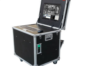 Mobile Under Vehicle Scanner for Bank, Packing Place, Custom SA3000 pictures & photos