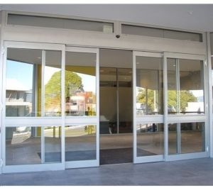 Aluminum Alloy Industrial Automatic Sliding Door Operator pictures & photos