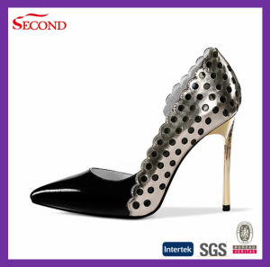 Italy Design Fashion Lady High Heel Shoes