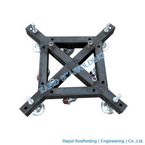Aluminum Truss Base for Lighting Tower pictures & photos