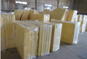 Fiber Glass Wool Blanket Made in China 1200*2400*100mm pictures & photos