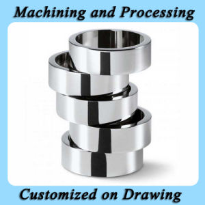 Custom OEM CNC Precision Machining Prototype Part in Good Anodizing