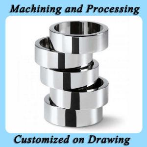Custom OEM CNC Precision Machining Prototype Part in Good Anodizing