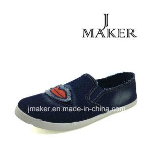 2016 Fashion Casual Canvas Denim Shoes Jm2045-L