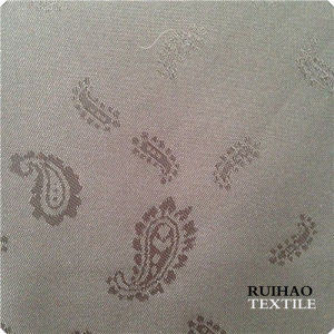 BV Double Sided Fabric 100% Polyester Jacquard Fabric for Garment Fabric