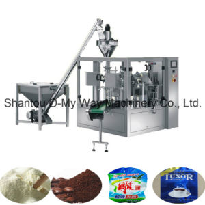 Fully-Automatic Rotary Premade Pouch Filling Sealing Machine pictures & photos