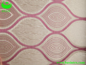 Jacquard Curtain Fabric (BS3346C) pictures & photos
