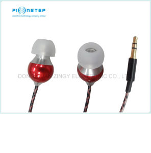 Fashion Stereo Metal Earphone with Special Model