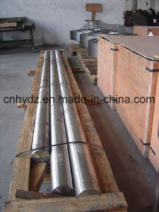 Wind Power Flange Forged Shaft pictures & photos