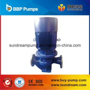Isg\Irg Close Coupled Centrifugal Water Vertical Pipeline Pump pictures & photos