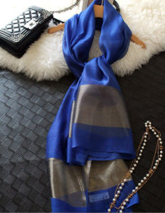 Latest Hot Selling! ! Beactiful Silk Scarf pictures & photos