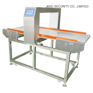 Adjustable Model Metal Detection Machine/Conveyor Metal Detector/Metal Detector Jkdm-F500qf pictures & photos