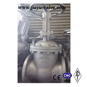 Pn40 Dn400 Gear OS&Y Rising Stem Gate Valve pictures & photos