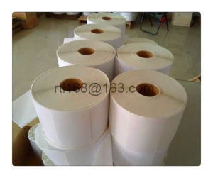 Customized Roll Adhesive Sticker Label pictures & photos