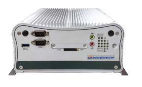 Nicee2410/2410e Intel Atom Processor E3827 Dual Core Fanless System pictures & photos