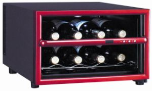 Touch Screan Red Wine Cooler pictures & photos