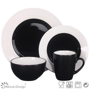 Glossy Glaze High Quality Ceramic 16PCS Dinnerware Set pictures & photos