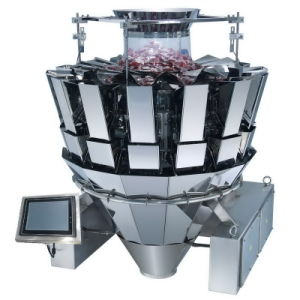 Fully Automatic Fried Niknaks Weighing Machine Multihead Weigher Jy-14hst pictures & photos