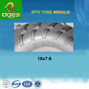 High Quality Tyre Mould for Rubber Tire with 18X7-8 pictures & photos