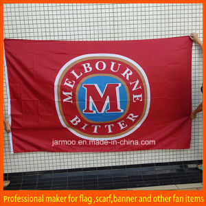 Single-Side Printed Sports Flag for Event Promotion pictures & photos