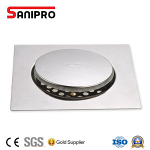 Stainless Steel 15*15 Floor Drain with Three Pieces pictures & photos