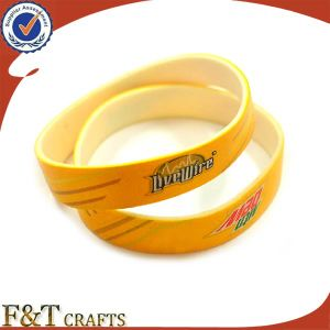 Promotional Personalized Silicone Bracelet with Gift pictures & photos