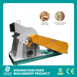 New Biomass Wood Crusher Machine / Wood Hammer Mill pictures & photos