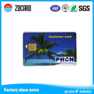 Professional Supplier of PVC Smart IC Card pictures & photos