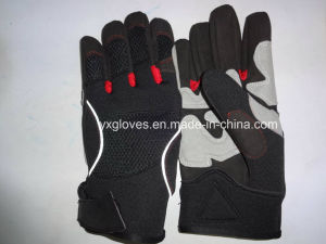 Fabric Glove-Mechanic Glove-Working Glove-Safety Glove-Performance Glove-Heavy Duty Glove pictures & photos