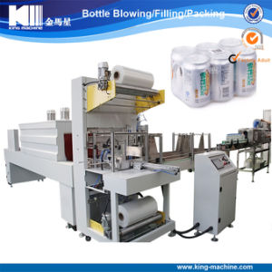Hot Shrink Membrane Wrap Packing Machine pictures & photos