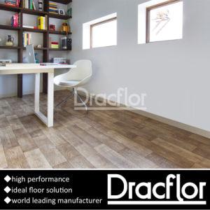 Dryback Waterproof Plastic Flooring (P-7088) pictures & photos