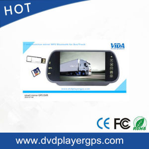 7inch Rearview Mirror Monitor MP5 Bluetooth USB, SD Special for Bus Truck pictures & photos