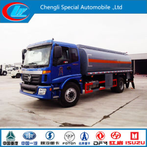 Hot Sale Foton 4X2 15000liter Fuel Tank Truck pictures & photos