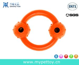 Natural Rubber Ring Pet Toy pictures & photos