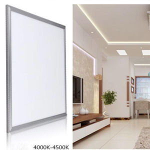 LED Spotlight/New Design Square LED Panel Light pictures & photos