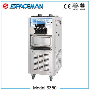 Stainless Steel Machine Ice Factory Machine Portable Ice Cream Maker pictures & photos