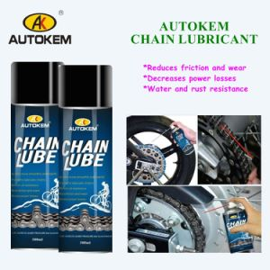 Chain Lubricant, Aeosol Spray Lubricant pictures & photos