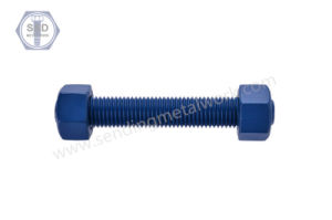 Stud Bolts A193 B7 Teflon Blue pictures & photos