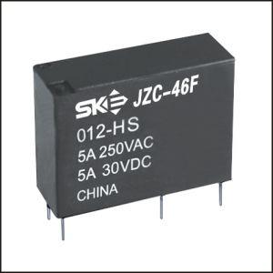 Miniature Intermediate Power Relay (JZC-46F)