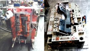 Manufacturing of Injection Moulded Plastic Parts Mould