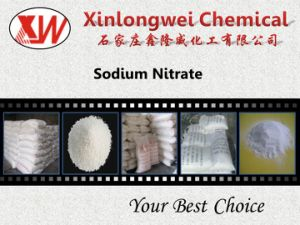Sodium Nitrate 99%Min Industrial Grade Supplier pictures & photos