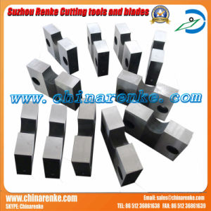 High Precision Scrap Cutting Blades/Knives Made by Manufacture pictures & photos